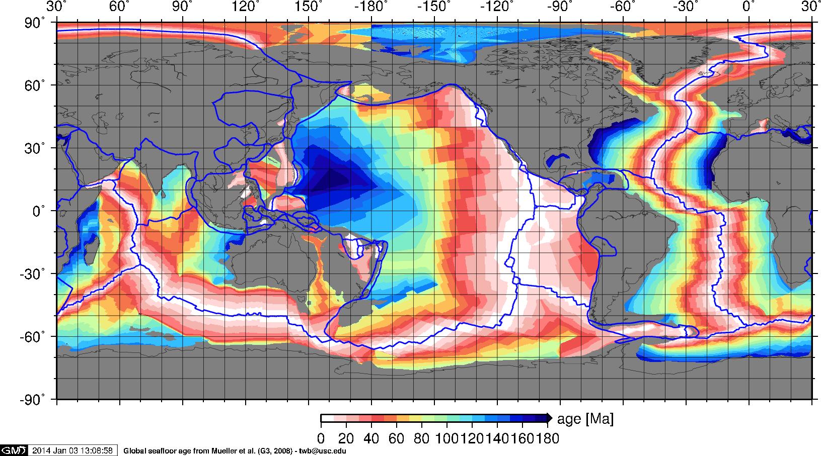 Thorsten Becker - Chair in Geophysics: Global plate tectonic ...